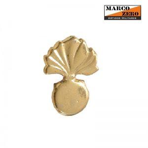 Distintivo dourado artilharia2